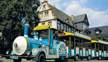 Rudesheim mini train
