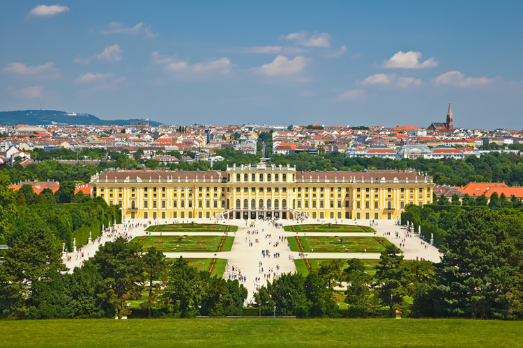 AMA Danube River Cruise, Cruise through Austria and Hungary along the Danube River