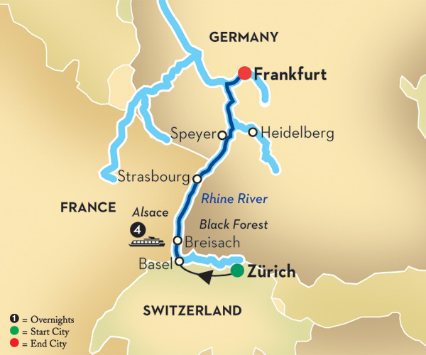 Map Of Zurich Germany.Christmastime In Alsace And Germany