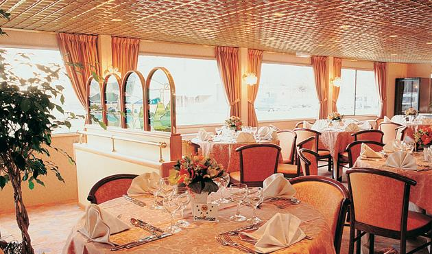seine princess restaurant