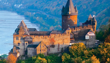 Uniworld Castles Along the Rhine