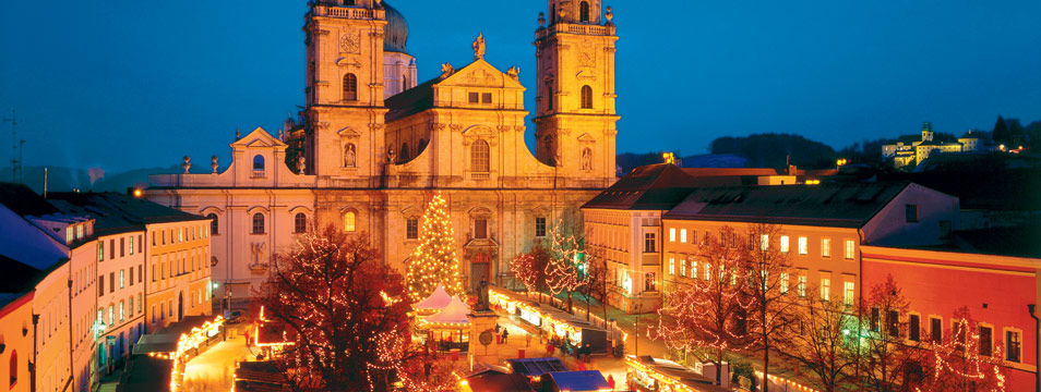 Uniworld European Holiday Markets