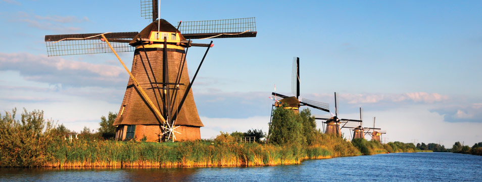 Uniworld Tulips and Windmills